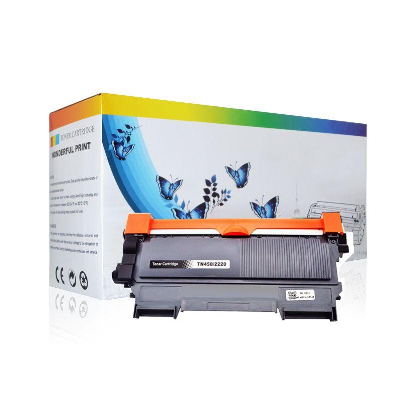 Imprimante laser Cartouche pour Brother TN450 Photo descriptive
