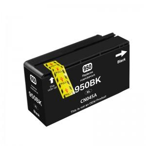 Премиум Совместимый картридж пустой заправка чернил 950 951 для HP с чипом
